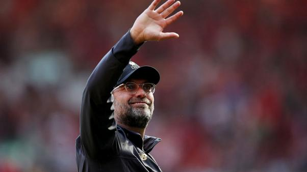 Liverpool players face intense 'pre-season' ahead of Spurs final, says Klopp