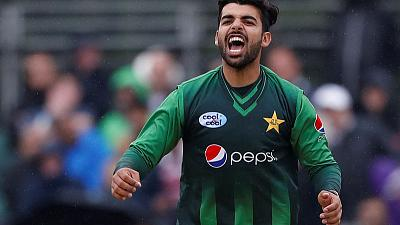 Pakistan's Shadab declared fit for World Cup