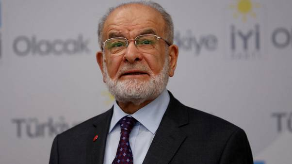 Small Turkish Islamist party to field candidate for Istanbul mayor