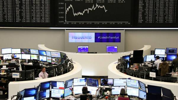 European stocks outperform Wall Street as China trade row intensifies
