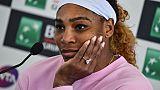 Rome: Serena Williams, de nouveau blessée, se retire du tournoi