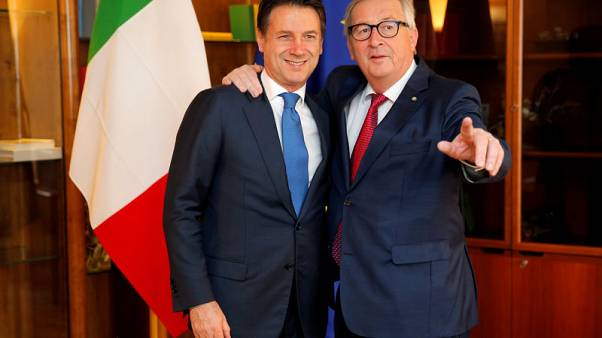 EU split over how to deal with deteriorating Italian finances - officials