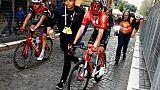 """Tour d'Italie: pour Dumoulin, """"le classement général est fini"""""""