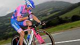 Cyclisme: l'ancien roi du sprint Petacchi soupçonné de dopage