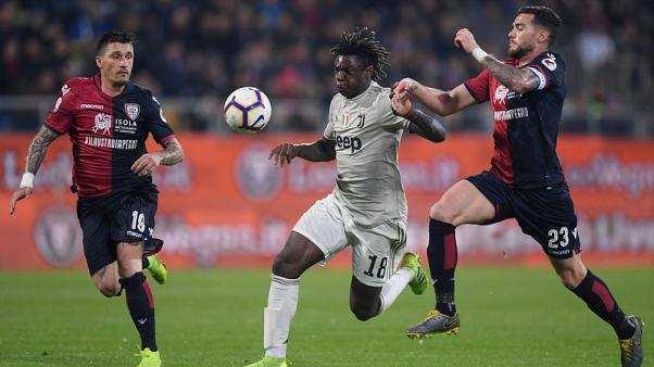 No action taken against Cagliari over alleged racist abuse