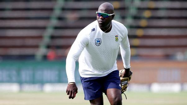Cricket - Gibson wary of English weather at World Cup