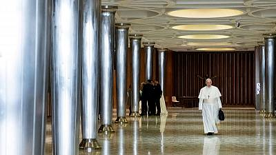 Five U.S. abuse victims sue Vatican to release names of predator priests