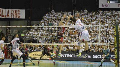 A Lube scudetto volley maschile