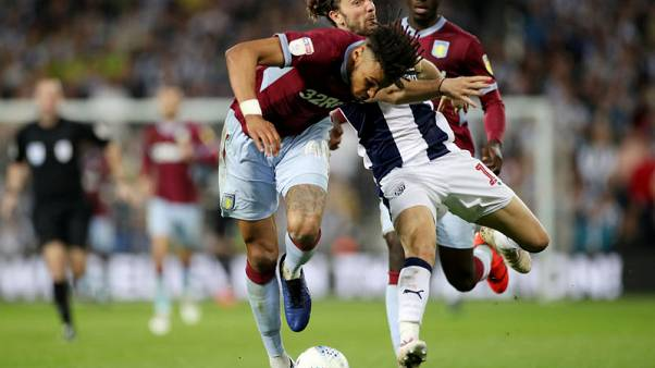 Villa into playoff final after shootout win over West Brom