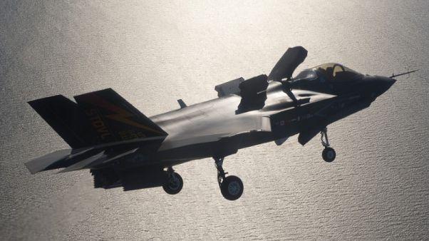 نسخة أولية من مشروع قانون بمجلس النواب الأمريكي تسعى لمنع شحن مقاتلات إف-35 لتركيا