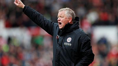 Sheffield United's Wilder wins LMA Manager of the Year award