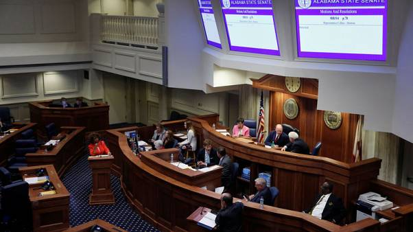 Alabama Senate rejects exception for rape amid debate to ban nearly all abortions