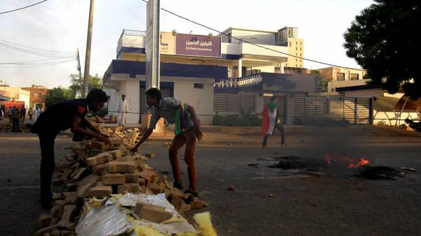 Sudanese forces clear protesters with gunfire, transition talks suspended indefinitely