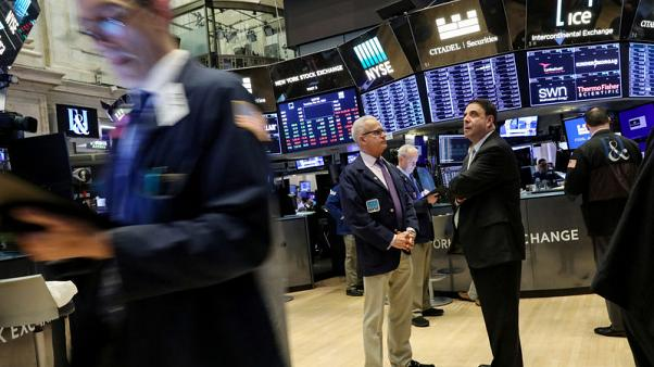 U.S., European shares gain after Trump auto-tariff delay