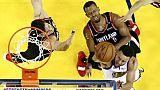 NBA: Golden State sans pitié pour Portland