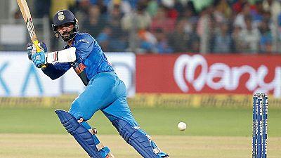 Karthik pipped Pant because of experience, says Kohli