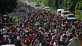 Comment se forment les caravanes de migrants vers les Etats-Unis?