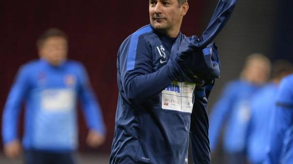 Soccer - India appoint Croat Stimac as head coach