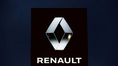 Renault shares fall after Nissan's bleak outlook