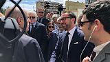 Bonafede a Bari, focus sulle Casermette