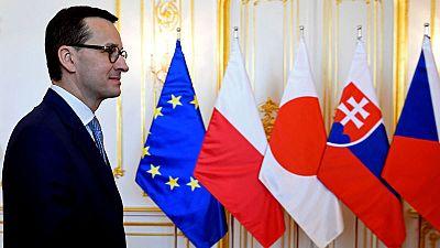 Polish ambassador spat at in Israel amid rising tensions