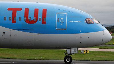 TUI warns of 2019 headwinds from Spain overcapacity, 737 MAX grounding