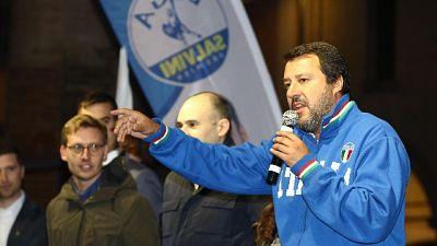 Salvini, non aumenterò Iva di un cent