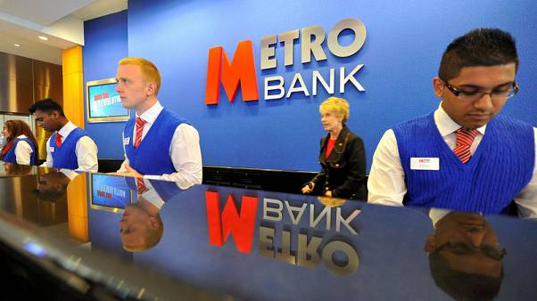 Shares in Metro Bank jump as fundraising hopes rise