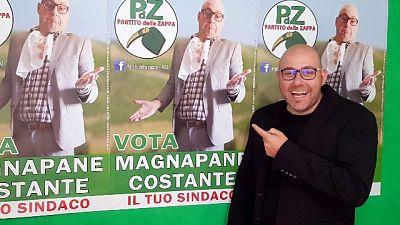 Cabarettista Ascoli si 'candida' con Pdz