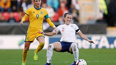 Tough Bronze brings Lyon experience to Lionesses