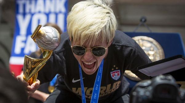 U.S. to focus on firepower in search of fourth World Cup