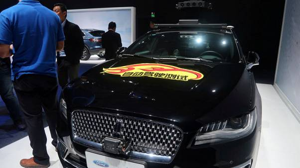 Ford to build more Lincolns for Chinese market locally - CFO