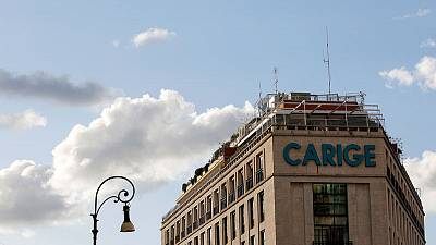 UniCredit chairman does not rule out industry rescue of Carige