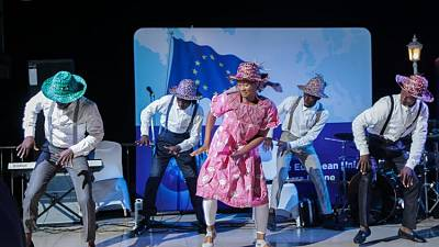 European Union Delegation to Sierra Leone Celebrates A Colourful Europe Day 2019