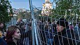Russie: tensions religieuses et politiques autour d'un projet de cathédrale