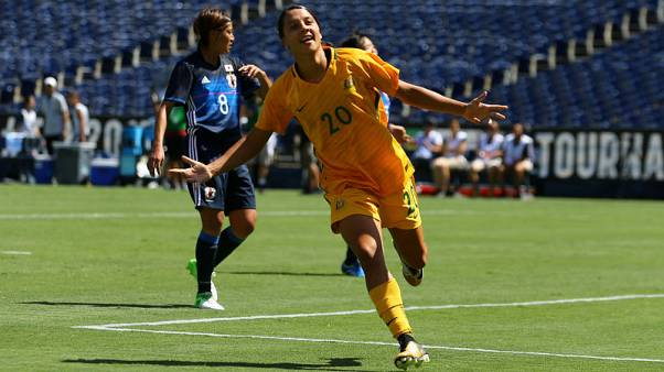 Captain Kerr looks to get the Matildas waltzing at World Cup