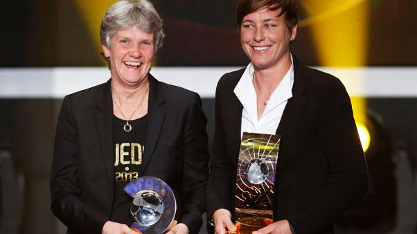 Game needs to embrace knowledge of female coaches, says Sundhage
