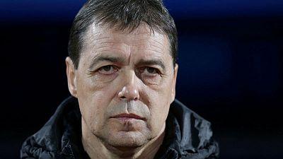 Levski Sofia unveil Hubchev as head coach