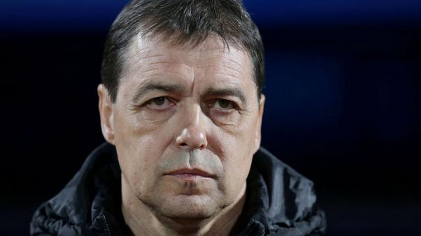 Levski Sofia unveil Hubchev as head coach