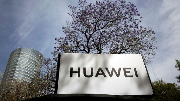 U.S. blacklists China's Huawei as trade dispute clouds global outlook