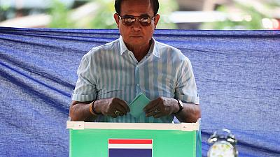 Thai anti-junta leader says 'no giving up' on forming next government