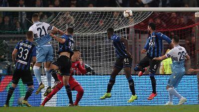 2-0 all'Atalanta,Coppa Italia alla Lazio