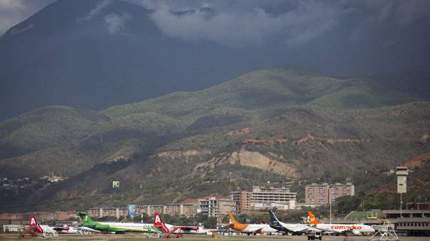 U.S. orders suspension of flights between the U.S. and Venezuela