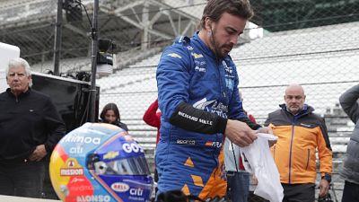 500 miglia: incidente Alonso, è illeso