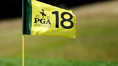 No Tiger sighting at sunny Bethpage Black on Wednesday