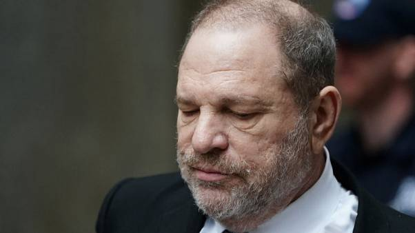 Harvey Weinstein's former film studio seeks to liquidate in bankruptcy