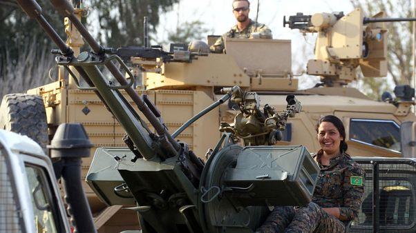 قوات سوريا الديمقراطية تبدأ حملة على مقاتلي الدولة الإسلامية في دير الزور