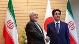 PM Abe says Japan wants to develop ties with Iran