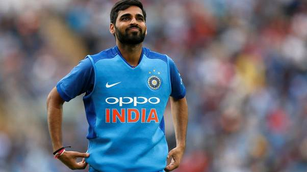 Cricket - Rivals wary of India's all-surface attack, says Kumar