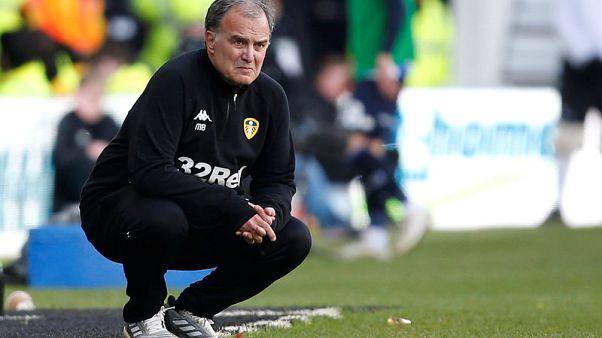 Bielsa says Leeds' playoff defeat raises doubts about his future